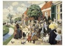Cornelis Jetses (1873-1955)  -  Vertelselplaat - Postkaart -  C11621-1