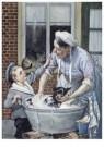 Cornelis Jetses (1873-1955)  -  Uit: Pim en Mien - Postkaart -  C11622-1