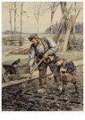 Cornelis Jetses (1873-1955)  -  Uit: Dicht bij huis - Postkaart -  C11629-1