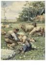 Cornelis Jetses (1873-1955)  -  Uit: Dicht bij huis - Postkaart -  C11630-1