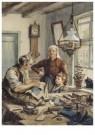 Cornelis Jetses (1873-1955)  -  Uit: Dicht bij huis - Postkaart -  C11632-1