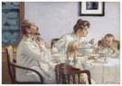 Cornelis Jetses (1873-1955)  -  Uit: Ot en Sien, Voor scholen in Indie - Postkaart -  C11643-1