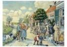 Cornelis Jetses (1873-1955)  -  Vertelselplaten - Postkaart -  C11692-1