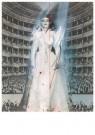Milou Hermus (1947)  -  Maria Callas 'Lucia di Lammermoor', 1982 - Postkaart -  C11729-1