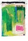 Milou Hermus (1947)  -  Dutch landscape, 1998 - Postkaart -  C11732-1