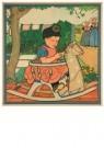 Rie Cramer (1887-1977)  -  Untitled - Postkaart -  C11766-1