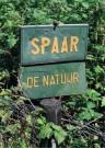 Mieke Kerkhof  -  Spaar de natuur - Postkaart -  C11771-1