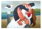 Yvonne Zomerdijk (1973)  -  Op de valreep, 2008 - Postkaart -  C11785-1