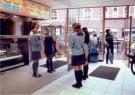 Alan Burles (1957)  -  Kebab shop, 2005 - Postkaart -  C11800-1