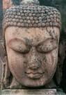 Karin van Oostrom  -  Buddha, Orissa - Postkaart -  C11837-1