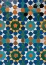 Karin van Oostrom  -  Keramiekmozaiek, india - Postkaart -  C11860-1