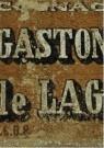 Jack Tooten  -  Gaston, Cognac - Postkaart -  C11913-1