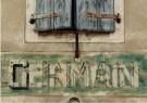 Jack Tooten  -  Germain, VOLETS - Postkaart -  C11916-1
