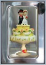 Rolf Unger  -  The 'Wedding Cake automatiek' a typical Dutch - Postkaart -  C12016-1