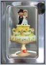 Rolf Unger  -  De 'Wedding Cake automatiek' een typisch Hollands - Postkaart -  C12016-1