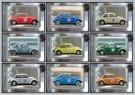 Rolf Unger  -  De VW Beetle autom - Postkaart -  C12019-1