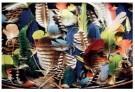 Eduard van Koolwijk  -  Pronken met andermans veren, 2010 - Postkaart -  C12052-1
