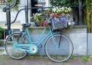 Henk P. Drost  -  Amsterdam Bike - Postkaart -  C12126-1