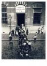 Anoniem,  -  De school begint, rond 1930 - Postkaart -  C12377-1