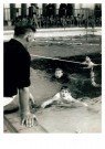 Anoniem,  -  Leren zwemmen, circa 1970 - Postkaart -  C12382-1