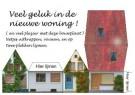 Fred Ottens  -  Huisje bouwen, 2012 - Postkaart -  C12450-1