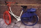 Ronald Hammega (1948)  -  Hammega/ Dutch bike - Postkaart -  C1751-1