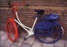 Ronald Hammega (1948)  -  Hammega/ Dutch bike - Postkaart -  C1751-1