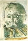 Hans Belleman (1950)  -  Poppekop - Postkaart -  C2021-1