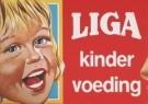 Paul Baars (1949)  -  LIGA kindervoeding - Postkaart -  C2170-1