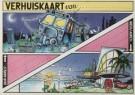 Ronald Hammega (1948)  -  Verhuiskaart - Postkaart -  C2504-1