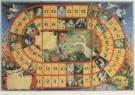 Mirjam Meijlink - Het Oud Hollandse Ganzenbord - Postkaart - C3351-1
