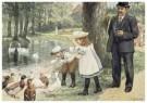 Cornelis Jetses (1873-1955)  -  Cornelis Jetses/Uit: Ot & Sien - Postkaart -  C3401-1
