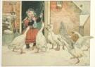 Cornelis Jetses (1873-1955)  -  De Zingende Kinderwereld - Postkaart -  C3408-1