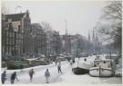 Piet van der Meer  -  Keizersgracht, Amsterdam - Postkaart -  C3835-1