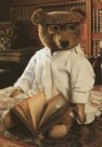 Mirja de Vries  -  Busy Bears 15 - Postkaart -  C4010-1