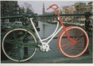 Ronald Hammega (1948)  -  R.Hammega/Italian Bike - Postkaart -  C4458-1