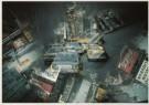 Elliott Landy (1942)  -  New York City Kaleidoscope, 1985 - Postkaart -  C4466-1
