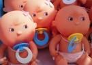 Herbert Maass  -  Baby Dolls - Postkaart -  C4564-1