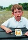 Ronald Hammega (1948) - De patat komt m'n neus en oren uit / fries / frites / friet - Postkaart - C4614-1