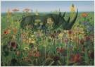 Bas Kloens (1940)  -  B.Kloens/Vegetatie 71. - Postkaart -  C4626-1