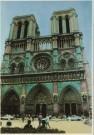 Kay Erickson  -  K.Erickson/Notre Dame. - Postkaart -  C4651-1