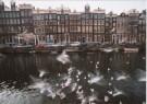Martin Kers (1944) - Keizersgracht,Amsterdam - Postkaart - C4701-1