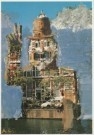 Aldous Eveleigh (1951)  -  A.Eveleigh/Love & Peace man. - Postkaart -  C4947-1
