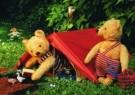 Mirja de Vries  -  Season Bears No.9 - Postkaart -  C5079-1