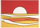 Jan de Vries  -  Desert IV - Postkaart -  C5159-1