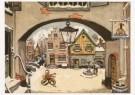 Johan Fabricius (1899-1981)  -  Uit De vrolijke bruiloft van Arretje en Annetje, D - Postkaart -  C5203-1
