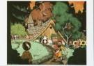Johan Fabricius (1899-1981)  -  J.Fabricius/Bruiloft Arr/NLM - Postkaart -  C5204-1