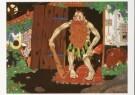 Johan Fabricius (1899-1981)  -  J.Fabricius/Bruiloft Arr/NLM - Postkaart -  C5207-1