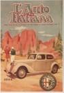 Alfa Romeo  -  Affiche l'Auto Italiaans - Postkaart -  C5688-1