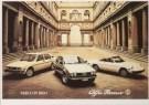 Alfa Romeo  -  Alfa Romeo/Aff. trio con brio - Postkaart -  C5704-1